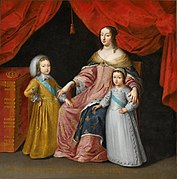 177px-Anne_of_Austria_(Queen_mother)_with_her_two_sons_Louis_XIV_of_France_and_Philippe,_Duke_of_Orléans_(unknown_artist).jpg